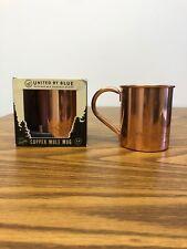 UNITED BY BLUE Fir Sure Copper Mule Mug
