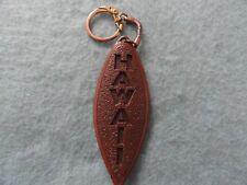 Hawaii Surfboard Keychain