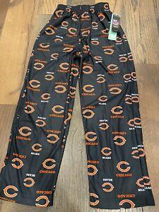 Chicago Bears NFL Youth Boys Pajama Lounge Bottoms ~ NWT