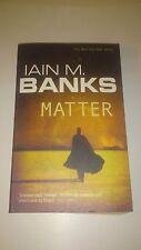Iain M. Banks - Matter (English Edition)