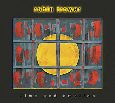 ROBIN TROWER New Sealed 2017 TIME AND EMOTION SOLO CD
