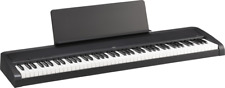 Korg B2 (Black) Digital Piano 88-key Keyboard B-2