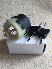 Jcb 3cx and 4cx Ignition Switch