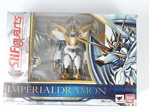 Bandai S.H. Figuarts Imperialdramon Paladin Mode Digimon Action Figure Open Box