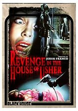 Revenge in the House of Usher [New DVD]