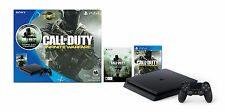 PlayStation 4 Slim 500GB Console - Call of Duty: Infinite Warfare Bundle