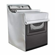 Washer/Dryer Cover,Fit for Outdoor Top Load and Front Load Machine,Zipper Design