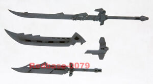 Kotobukiya M.S.G. MSG 14 Weapon Unit 1/144 Model Part SAMURAI SWORD GUNDAM