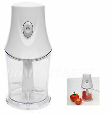 SABICHI MINI ELECTRIC FOOD CHOPPER PROCESSOR MULTI FOOD BLENDER 0.35LT 173690
