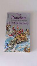 Terry Pratchett - Les Annales du Disque-Monde, Tome 2 : Le Huitième sortilège