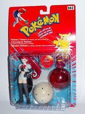 Pokemon Jesse and Ekans Boxed Hasbro Rare Vintage