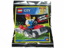 Lego 951903 Jardinero y Cortacesped. Bolsa Edición Limitada