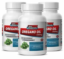 Potassium Nitrate - New Oregano Oil 1500mg - Supporting Healthy Circulation 3B