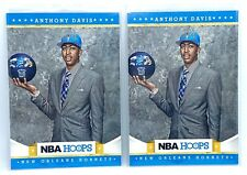 Anthony Davis 2012-13 NBA Hoops Rookie Lot x (2) RC #275 Lakers 🔥🔥