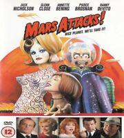 Mars Attacks! [DVD] [1996] [DVD][Region 2]