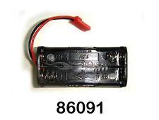 86091 ALLOGGIO BATTERIE RICAMBIO PER 1:16 BATTERY INSERT COMPARTMENT HIMOTO