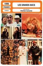 FICHE CINEMA : LES GRANDS DUCS - Marielle,Noiret,Rochefort 1996 The Grand Dukes