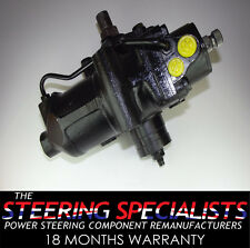 BMW E32 7 Series 1986 to 1994 Power Steering Box Remanufacturing Service