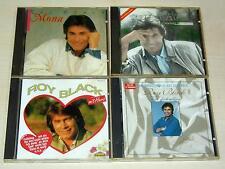 4 CD SAMMLUNG - ROY BLACK - MONA MIT HERZ FÜR DICH ALLEIN SCHWARZ AUF WEISS