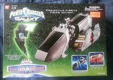 POWER RANGERS LOST GALAXY MAGNA DEFENDER GALACTIC SPEEDER MISB SEALED