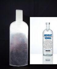 "Novelty Baking Tins - Absolute Vodka Bottle - 3"" Deep"
