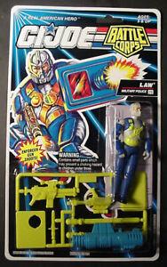 GIJOE Battle Corps American Hero LAW-MILITARY POLICE Hasbro 1993