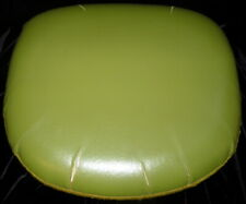 ORIGINAL MCM 1960s BURKE TULIP CHAIR Vinyl & Fabric Seat Cushion *Not Repro*