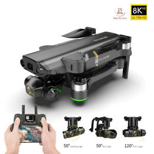 2021 New Pro GPS Drone 8K HD Camera 3-Axis Gimbal Professional Photography