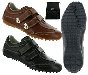 Duca Del Cosma Stromboli Spikeless Golf Shoes - RRP£190 - ALL SIZES