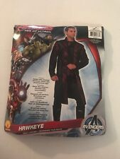 Avengers Age of Ultron Hawkeye Deluxe Adult Costume X-Large Fits 44-46 Jacket