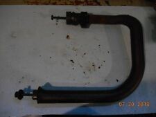 mcculloch pro mac 610 chainsaw parts front  handle