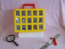 LEGO MINIFIGURE COLLECTOR BOX # 35 T 2, c/w MAGNETIC CLOSURE ............
