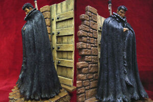 Guts Kingdom of Falconia Berserk Unpainted Statue Figure Model Resin Kit RARE