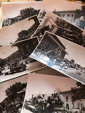 More details for queen elizabeth ii 1953 coronation parade singapore real photos x 8