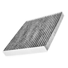 Carbon Fiber Cabin Air Filter 21.2x19.7x2.5cm for Mazda 6 CX-7 GJ6B-61-P11 9A