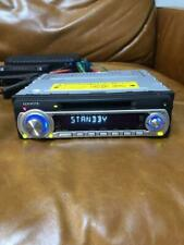Kenwood E303MD 1 DIN Car audio MD Used