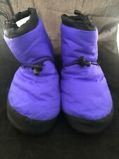 MOUNTAIN EQUIPMENT CO OP MEC  Slippers Booties Travel Camping Large