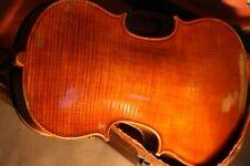 Beau violon Français ancien François Salzard c.1840 - fine antique French violin