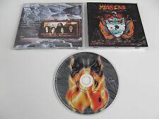 MASACRE Muerte Verdadera Muerte CD 2001 VERY RARE DEATH ORIGINAL 1st PRESSING!!!
