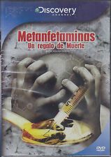 Meth Kiss Of Death / Metanfetaminas Un Regalo De Muerte DVD NEW Discovery