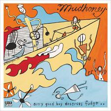 Mudhoney - Every Good Boy Deserves Fudge NEW SEALED LP w/ Download
