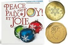 2015 Canada Holiday Gift Set - Special Edition Dollar Snowflake - D461