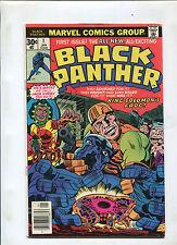 BLACK PANTHER #1 (7.0) 1ST SOLO SERIES CIVIL WAR MOVIE!