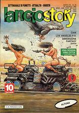 [AP] LANCIOSTORY ANNO XVI  N° 34 - Ed. EURA _ OTTIMO EDICOLA