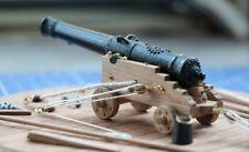 Hobby ship model kits Scale 1/24 classics Russian ship cannon model kit