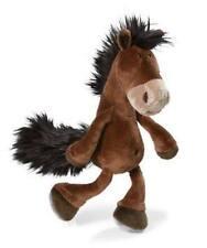 NICI HORSE CLUB SOFT PLUSH  DANGLING BROWN HORSE LARGE 50 CM NEW
