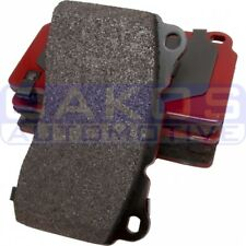 Carbotech Front Brake Pads XP10 for 2018-2019 STi Part # CT1365-XP10