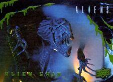 Aliens, Alien Skin Card, SSP, AS-22 The Queen's Physiology, Upper Deck