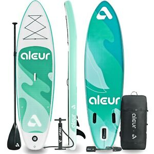 Inflatable Stand Up Paddle Board SUP Surfboard with complete kit 6'' thick