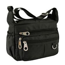 Ladies Cross Body Messenger Bag Women Shoulder Bags Tote Satchel Handbag Large
